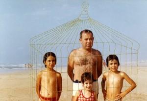 La cage dorée, 2012 © Carolle Benitah_Galerie Esther Woerdehoff.jpg