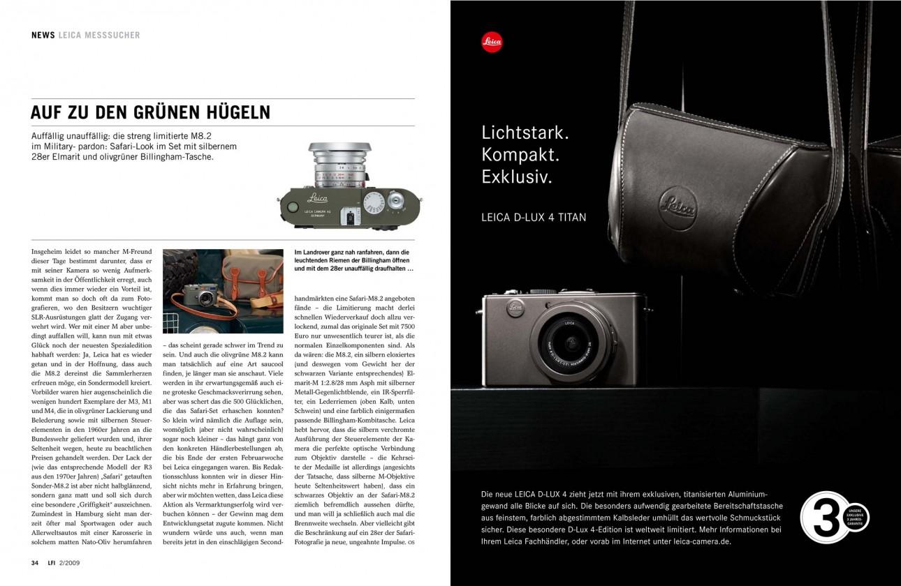 LFI Magazine 02/2009   LFI