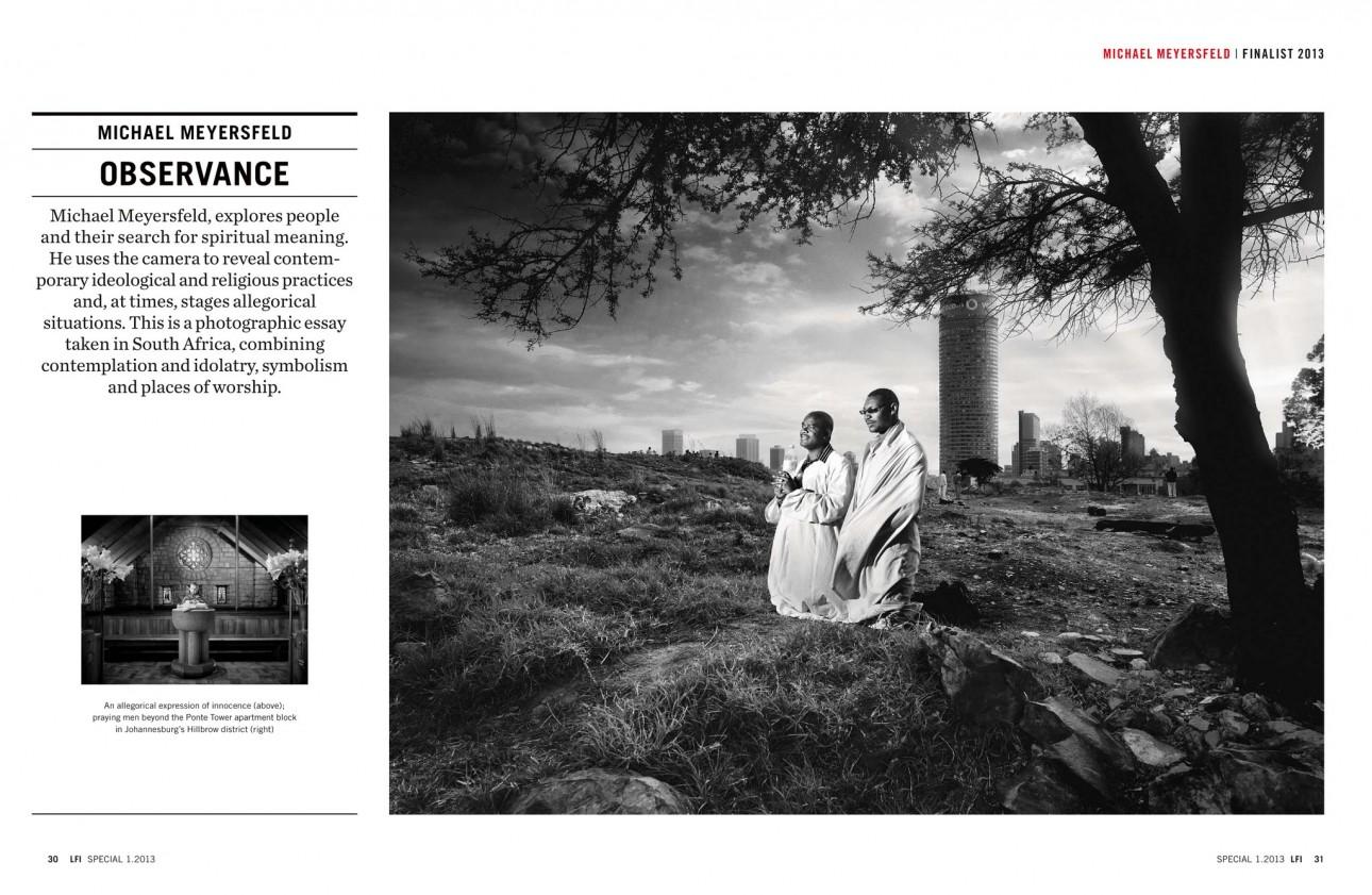 Special Edition - Leica Oskar Barnack Award 2013 | LFI