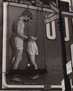 Fred Stein, Untitled - Billboard, Times Square, NY, 1948_Website.jpg