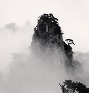 Huangshan Mountains, Study 11, Anhui, China, 2008.jpg