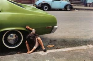 Helen Levitt, Squatting Girl, 1980.jpg