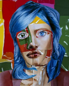 Portrait with Blue Hair 2013 C Daniel Gordon.jpg