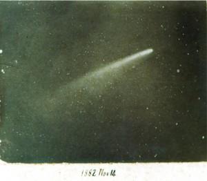 Großer Komet von 1882, David Gill © South African Astronomical Observatory.jpg