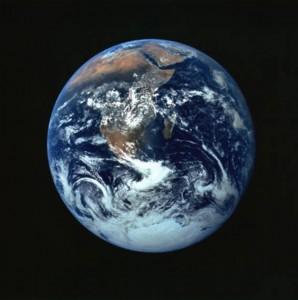 Fotografie der Erde, Apollo 17 Mission, Dezember 1972 © NASA:Johnson Space Center, courtesy Mike Gentry.jpg