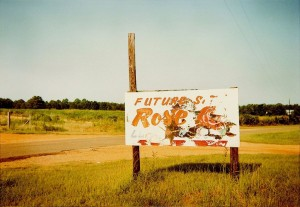 Sign, Near Greensboro, Alabama, 1978 © William Christenberry; courtesy Pace_MacGill Gallery,New York.jpeg