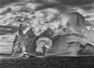 1. Salgado_Iceberg between Paulet Island and the South Shetland Islands on the Antarctic Channel.JPG