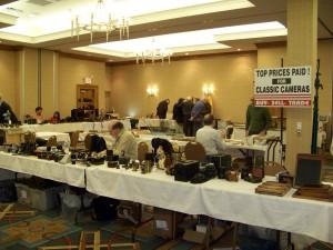 Igor Reznik (Cleveland, Ohio) featured cameras at the trade show.JPG