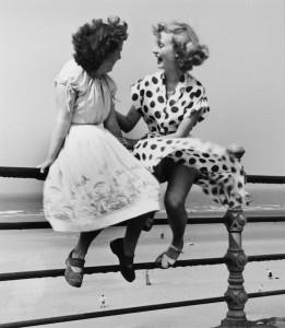 Bert Hardy, Maidens in Waiting, 1951. © the artist, courtesy of Beetles+Huxley and Osborne Samuel (1).jpg