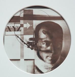 Lasar (El) Lissitzky, SelbstportrÑt, 1924.jpg