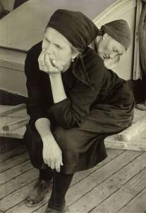 Ferry from Split to Tragir, Dalmatia, 1951, Marc Riboud:Magnum Photos.jpg