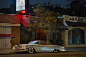 GERD LUDWIG_SLEEPING CAR_LOS FELIZ, 2012.JPG