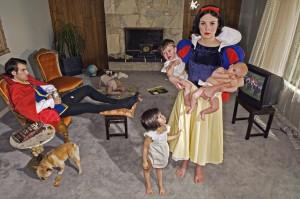 Dina Goldstein Snowy  copie.jpg