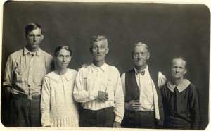 01_Joe and Fanny Carr, Mose Harmon, and Bill and Julia Harlan 1930 C Mike Disfarmer courtesy of the Edwynn Houk Gallery New York.jpg