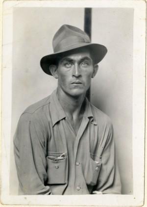 02_Seated man (Daulton Hartsfield) 1940 C Mike Disfarmer courtesy of the Edwynn Houk Gallery New York.jpg