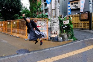 The Steet Photographer:danszpara.jpg