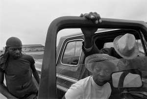 2_Porter Lee and Mr. Will, Hughes, Arkansas, 1986 © Eugene Richards.jpg