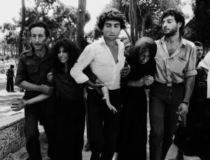 A-Lebanese-Family-Leaving-The-Martyrs'-Cemetery,-Beirut,-1982.jpg