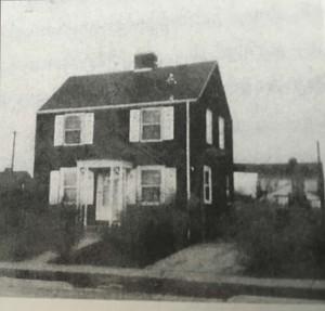 rosa parks house 1950 in Detoit, copyright Rosa Parks Family Foundation.jpg