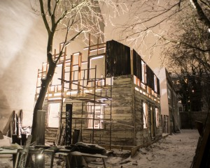 Rosa Parks'House during reconstruction in Berlin, photo-copyright Fabia Mendoza.jpg