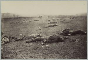 1.4f - Thimoty O Sullivan - Battlefield of Gettysburg - Library of Congress.jpg