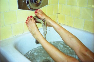 Gregory Bojorquez_RED TOE NAILS_2001_copyright Gregory Bojorquez.JPG