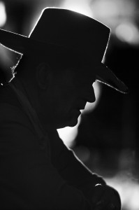 08. SAM SHAW, John Wayne, Los Angeles 1961 (Die Comancheros) ∏ Sam Shaw Inc. - www.jpg