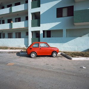 Charles Johnstone, Little Red Car, Cuba 2006_web.jpg
