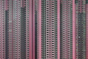 Michael Wolf, Architecture of Density, Hong Kong 2003-2014. Michael Wolf 2018 web.jpg