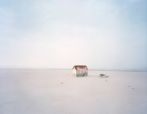 Thomas Wrede - series Real Landscapes - Beach Hotel -  2008.jpg