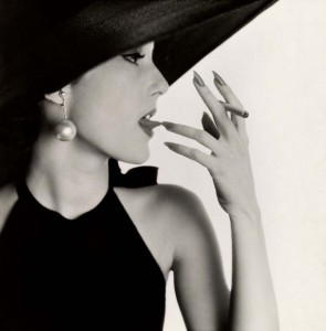 Girl with Tobacco on Tongue (Mary Jane Russell), New York, 1951 © Condé Nast.jpg