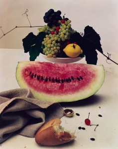Still Life with Watermelon, New York , 1947 © Condé Nast .jpg
