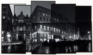 Friedl Kubelka_Wien, Graben, DÑmmerung, 1984.jpg