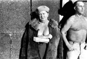 Lilla Szász, Sunbathers, 1998, B&W photograph, Courtesy of the artist and Inda Gallery, Budapest .jpg