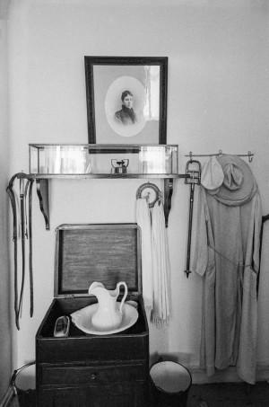 House of Leo Tolstoy, Jasna Poljana, Soviet Union, 1967 © Miroslav Hucek.JPG