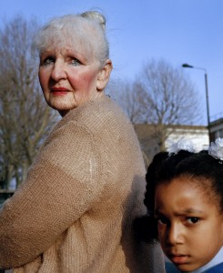 "Sam Gregg, ""Grandmother and Granddaughter, Bethnal_Green"" (2019).jpg"