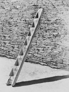 ©Bastiaan Woudt, Ladder, Nepal, from the series «Peak», 2019, Courtesy of Bildhalle.jpg