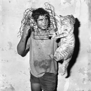 Roger Ballen, Cat Catcher, 1998.jpg