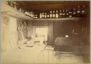 A Corner in my Dark Room, Miscellaneous views from the San Francisco Bay and Monterey areas, California photographed by George Reed.jpg