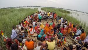 Siddharth Agarwal_Crossing the Ganga with pilgrims at Sultanganj Bihar.jpg
