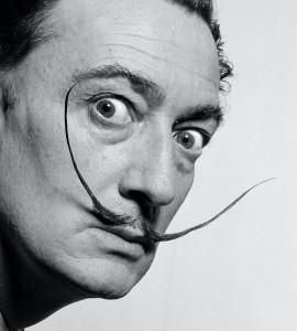 Philippe Halsman, Dalí 1954.jpg