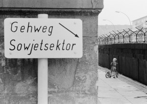 4_THoepker_Child with Scooter at the Berlin Wall. This pedestrian way belongs to the Soviet Sector of Berlin_Berlin_1963_copyright Thomas Hoepker_ Magnum Photos.jpeg