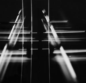 Roger Humbert, Ohne Titel (Fotogramm) 1961, Fotogramm auf Barytpapier, 24 x 24 cm.jpeg