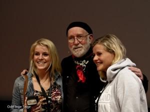 Albert Watson meeting his fans 2011, Photo Odd Inge Teige.jpg