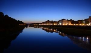 Florence by Night, Italy Emma Mapp.jpg