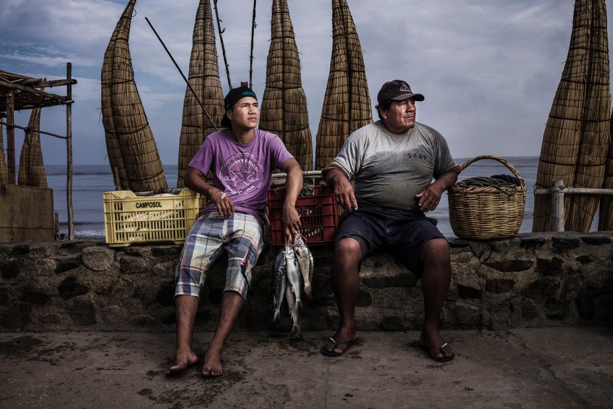 Inti Pachurin – Taking to sea on a caballito de totora | LFI Blog